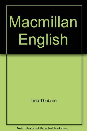 9780022458201: Macmillan English [grade 8] (Series E: Macmillan English)