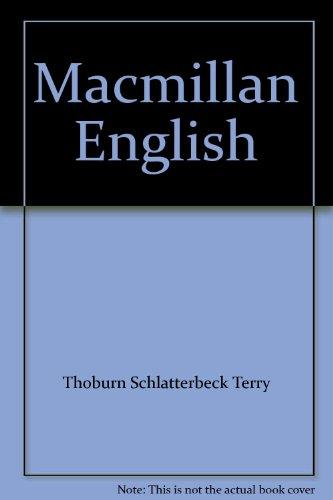 9780022463502: Macmillan English
