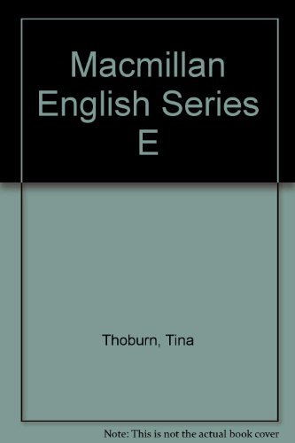 9780022464202: Macmillan English Series E