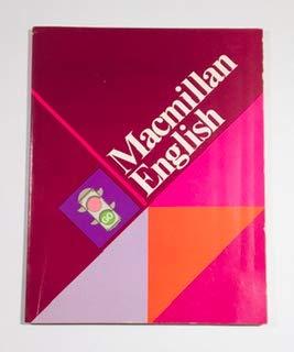 9780022471002: Macmillan English (Series E, Series E)