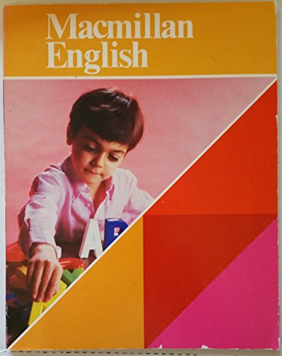 9780022478001: Macmillan English Kindergarten-Grade Series E Pupils Edition