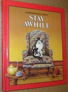9780022650902: Stay awhile (Scribner reading series)