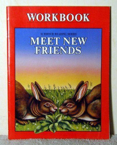9780022689605: Read.Series'89-Gr.PP Meet New Friends-Wb