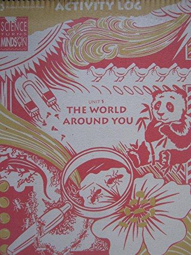 9780022744007: World Around You: Activity Log. K-Unit 1.