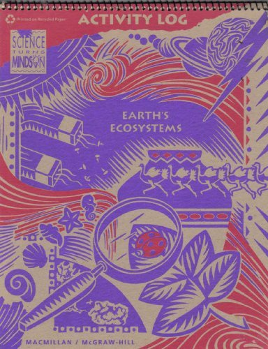 9780022744359: Earth's Ecosystems (Science Turns Minds On, Activity Log)