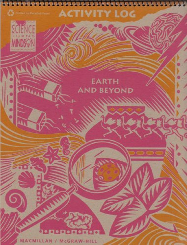 9780022744366: Earth and Beyond (Science Turns Minds On, Activity Log)