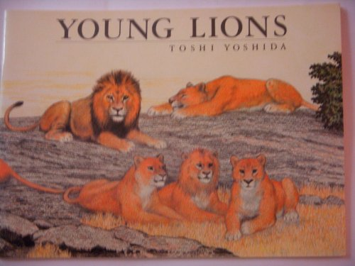 9780022749125: Young Lions