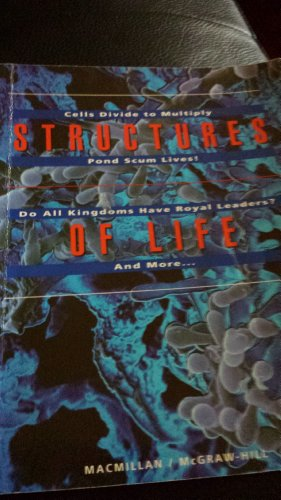 9780022761240: Structures of Life (Grade 5 Unit 24)