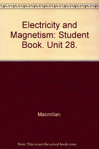 9780022761288: Electricity and Magnetism