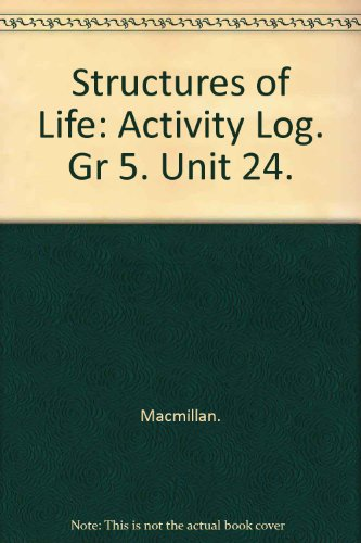 Structures of Life: Macmillan.