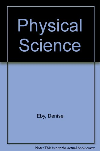 9780022769109: Physical Science