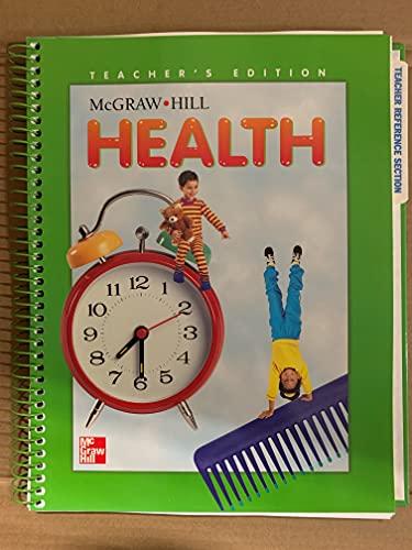 9780022773748: Health Grade K: Teachr's Edition