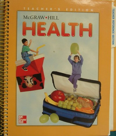 9780022773755: Health Grade 1 [Teacher's Edition]