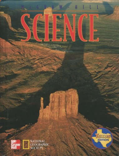 9780022774547: McGraw Hill Science (Texas Edition)