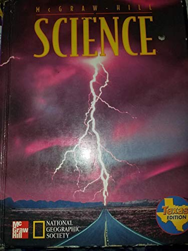 9780022774554: MCGRAW HILL SCIENCE 5 TEXAS EDITION