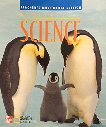 9780022774790: McGraw Hill, Science Kindergarten Spiral Teacher Edition, 2000 ISBN: 0022774793