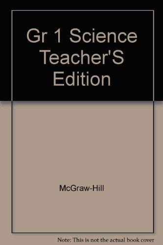 9780022774813: McGraw Hill Science Teacher's Multimedia Edition