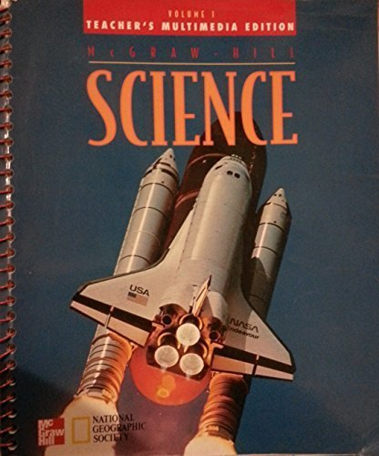 9780022774882: Mcgraw Hill Science, Teacher's Multimedia Edition