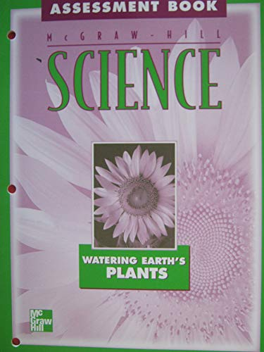 9780022777395: Watering Earth's Plants - Assessment Book (Science)