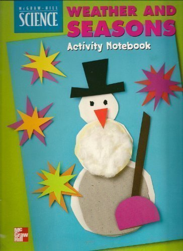 9780022781910: Grade K Science Notebook: Weather and Seasons