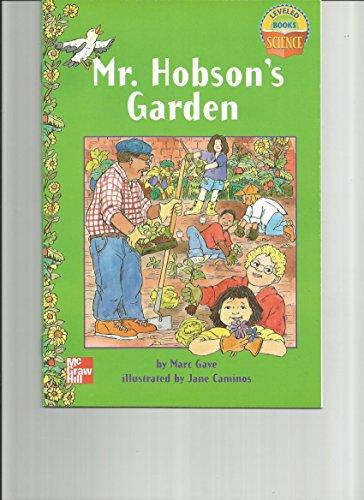 9780022784980: Mr. Hobson's Garden (Science Leveled Books)