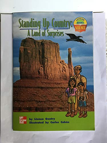 9780022785062: Standing Up Country: A Land of Surprises (Science Leveled Books)