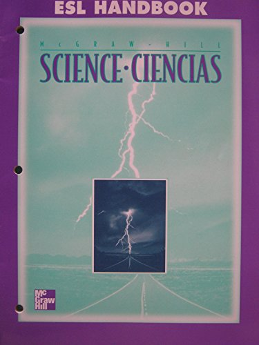 9780022797515: Science-Ciencias ESL Handbook (Grade 5)