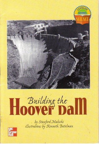 9780022798734: Building the Hoover Dam (Leveled Books, Science)