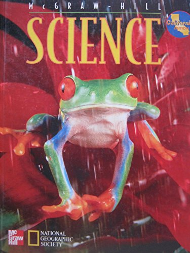 McGraw-Hill Science Level 1 (California Edition): Richard Moyer et