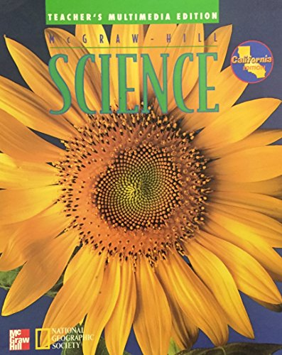 9780022799359: Science Grade 2 Teacher's Multimedia Edition California Edition