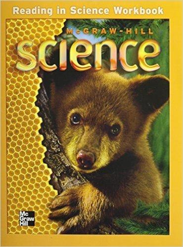 9780022800345: McGraw- Hill Science Grade 1 Student Edition