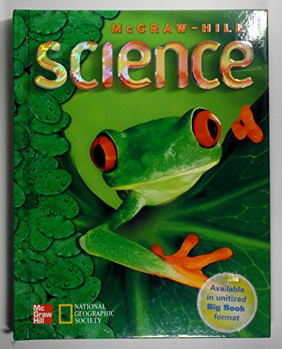 9780022800352: McGraw Hill Science Grade 2