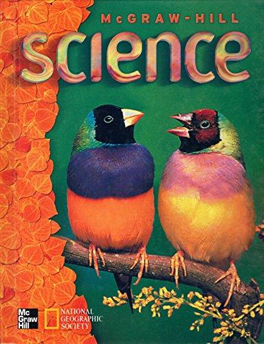 9780022800369: McGraw-Hill Science Grade 3