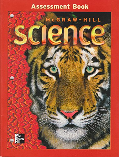 9780022801519: Assessment Book (McGraw-Hill Science, Grade 5)
