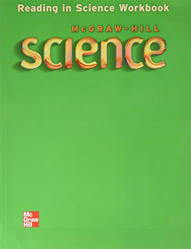 9780022801540: Reading In Science Workbook, Grade 2 (McGraw-Hill Science)