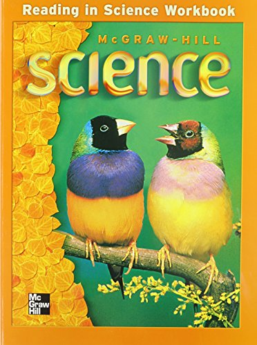 9780022801557: McGraw-Hill Science, Grade 3, Reading In Science Workbook (OLDER ELEMENTARY SCIENCE)