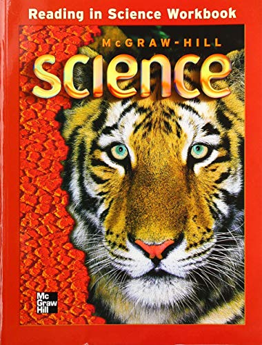 9780022801571: McGraw-Hill Science, Grade 5, Reading In Science Workbook (OLDER ELEMENTARY SCIENCE)