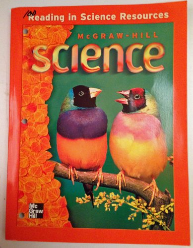 Reading in Science Resources (McGraw Hill Science): MACMILLAN
