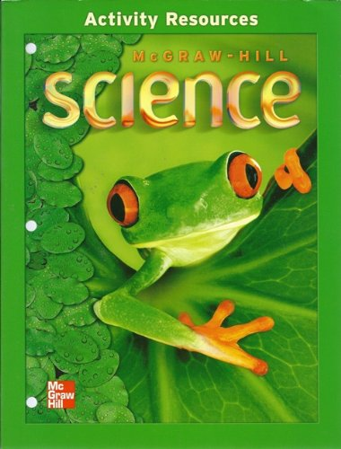 9780022801748: Activity Resources for McGraw-Hill Science Grade 2