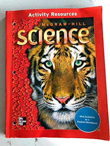 9780022801779: Activity Resources (McGraw-Hill Science, Grade 5)