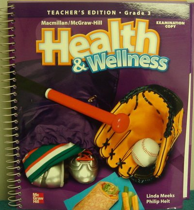 9780022803841: Health and Wellness Grade 3