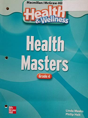 9780022803988: Health Masters Grade 4 Macmillan McGraw-Hill Health and Wellness