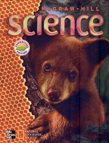 9780022805210: McGraw-Hill Science Gr 1 TN Edition (TN Edition)