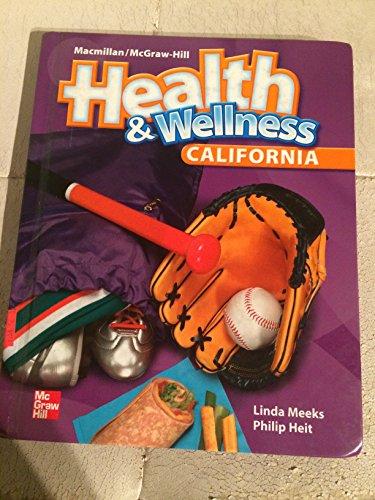 9780022806026: Health & Wellness Grade 3 California Edition