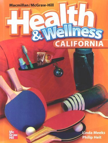 9780022806040: Health & Wellness Grade 5 California Edition