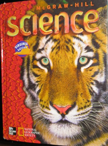 9780022808655: McGraw-Hill Science National Geographic Society