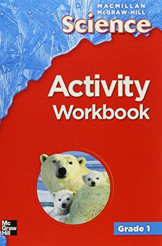 9780022810641: Science Activity Workbook/ Grade 1