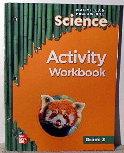 9780022810665: Science Activity Workbook, Grade 3