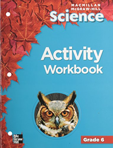 9780022810696: Science Activity Workbook / Grade 6