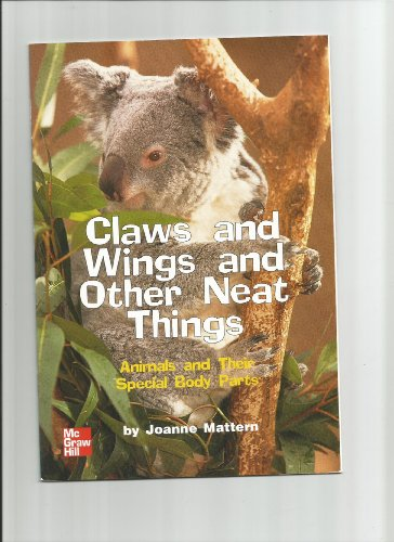 9780022811495: Claws and Wings and Other Neat Things (Leveled Books)